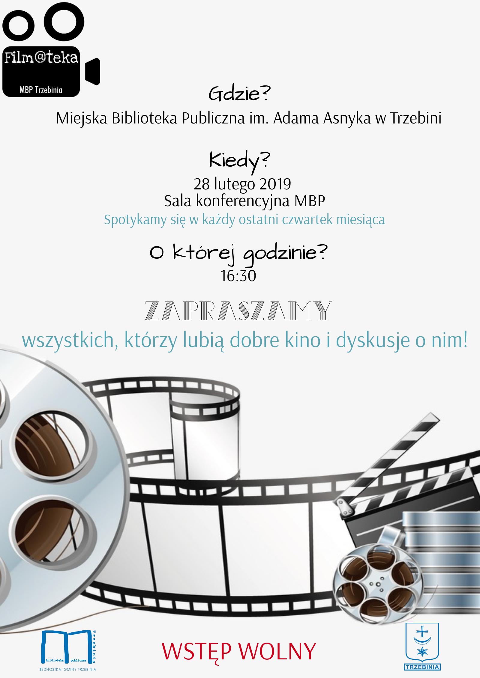 "Klub Filmowy ""Film@teka"""