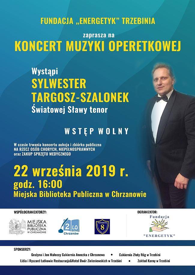 koncert fundacji energetyk 22 09 2019