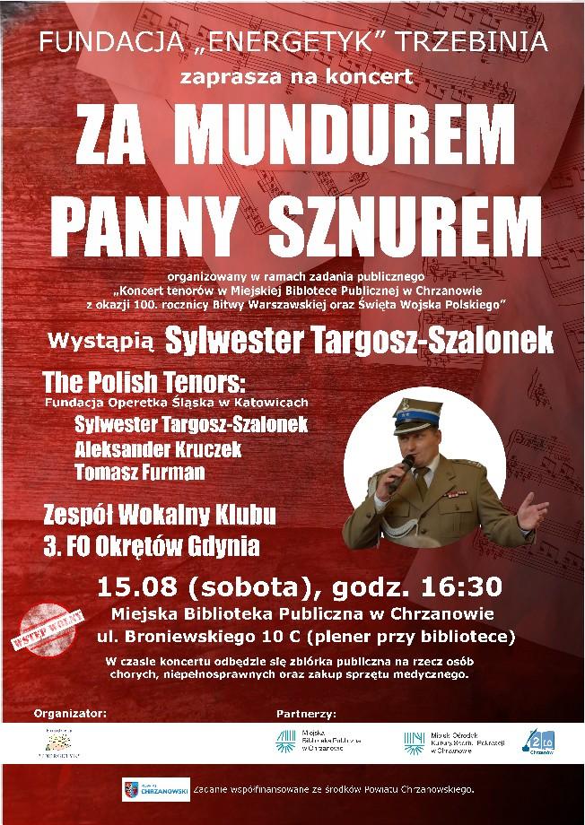 Plakat Szalonek www
